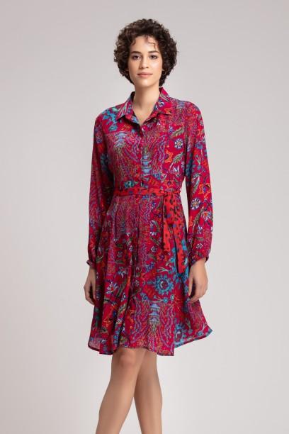Martell Midi Dress