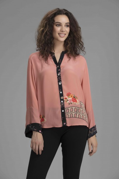 Chloe Buttondown Shirt
