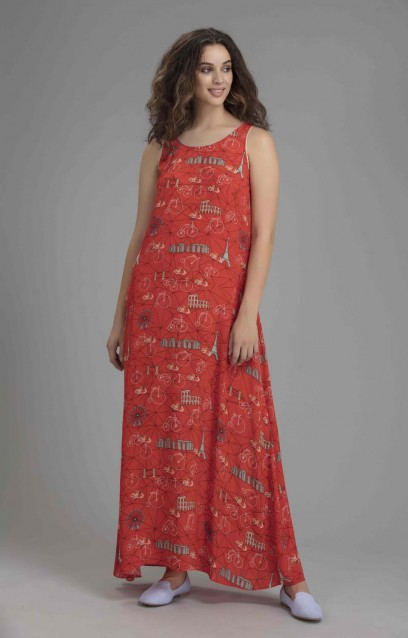Margaretta Maxi Dress