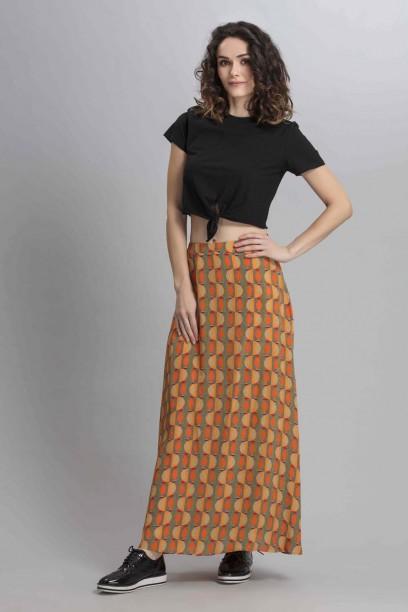 Jenna Maxi Skirt