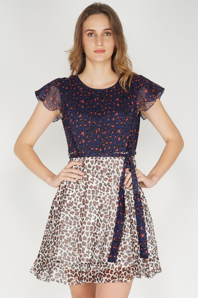Annie Fit and Flare Dress
