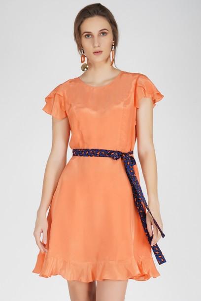 Imogen Fit & Flare Dress