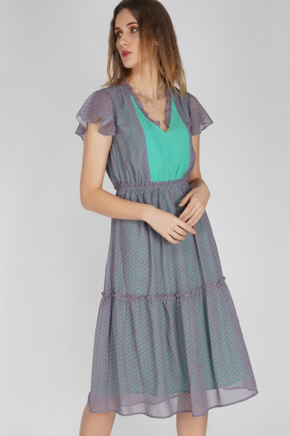 Layla Midi Dress