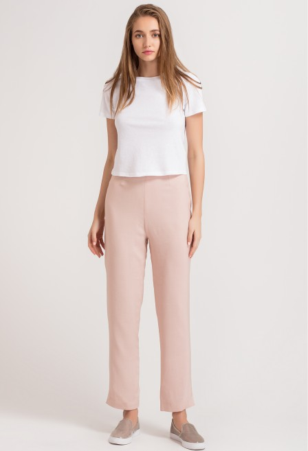 Blush Ankle Pants