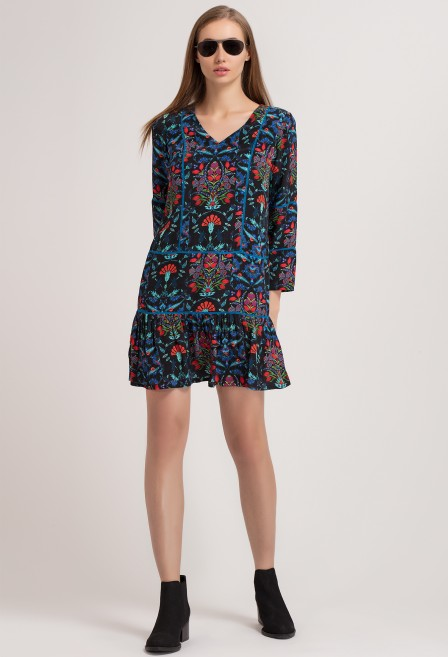 Iznik Swing Dress