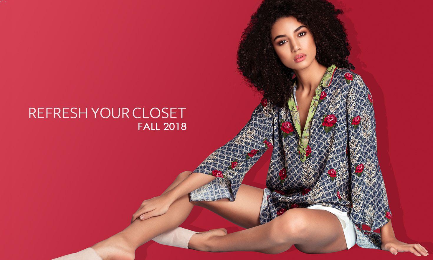 Refresh your closet fall 2018